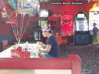 Birthday Greetings Pour in for 'Lonely Birthday Girl'
