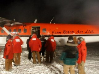 South Pole Rescue Mission Is Fight Against the 'Unknown'