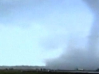 Caught on Camera: Powerful Tornado Forming in Wenchang, China