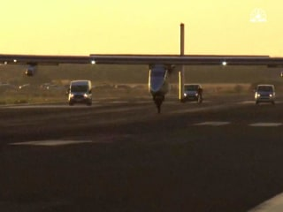 Zero-Fuel Plane Solar Impulse 2 Completes Trans-Atlantic Flight