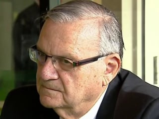 In Cleveland, Controversial Sheriff Arpaio Talks Tough On Immigration