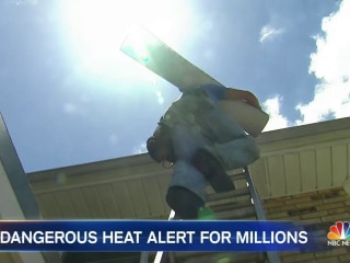Dangerous and Deadly Heat Wave Scorches the Midwest