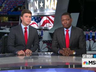 Antics Roadshow: 'Weekend Update' Brings SNL to RNC