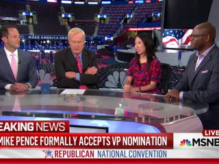 What to Expect From Trump on Day Four of RNC