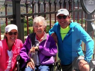 Facing cancer, 91-year-old Miss Norma choses adventure over chemo