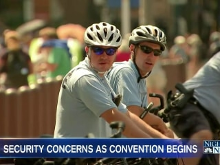 Philadelphia Officers Say They're Prepared for DNC and Any Threats