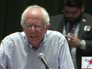 Bernie Sanders: DNC Chair Resignation Will Lead to Reforms