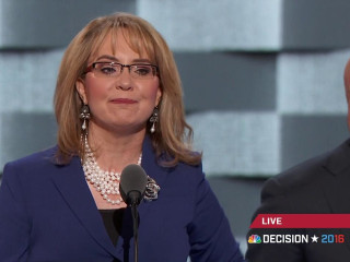 Gabby Giffords: 'Strong Women Get Things Done'