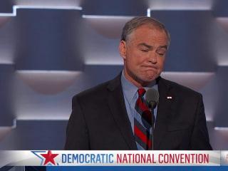 Kaine: 'I Trust Hillary Clinton'