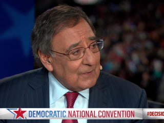 Panetta Calls Trump's Russia Comments 'Irresponsible'