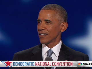 Obama: 'Democracy Isn't a Spectator Sport'