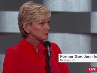 Granholm: Trump 'So Vain'