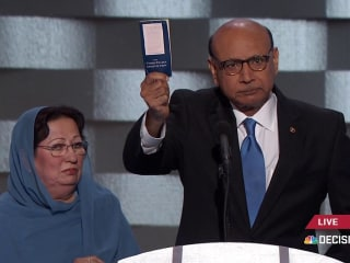 "Muslim-American Dad Asks Trump: ""Have You Even Read the U.S. Constitution?"""