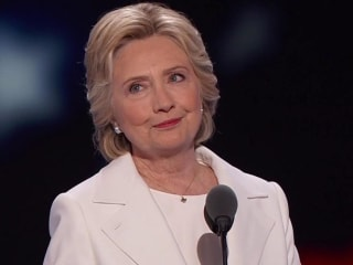 Watch Hillary's Historic Acceptance Speech in Full