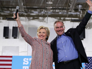 Tim Kaine Is Hillary Clinton's Running Mate