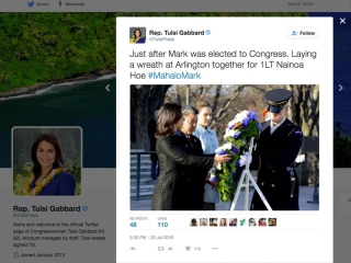 Colleagues Mourn Death of Congressman Mark Takai