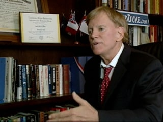 David Duke: There is a War Against White People