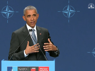 Obama: 'Globalization Is Here to Stay'