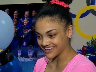 Laurie Hernandez is First Latina Olympic Gymnast in 30 Years