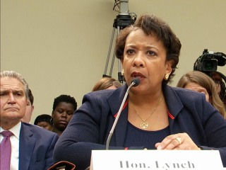 A.G. Loretta Lynch: Inappropriate to Comment on Clinton Email Decision