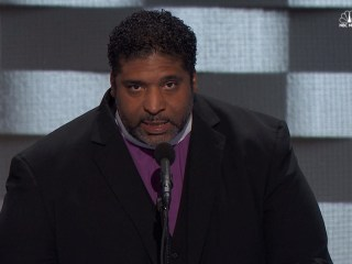 Rev. William Barber Rattles the Windows, Shakes the DNC Walls