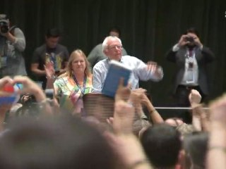 What Was Jane Sanders Caught Saying on Hot Mic?