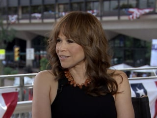 Rosie Perez: It's Important Who We Put in the White House