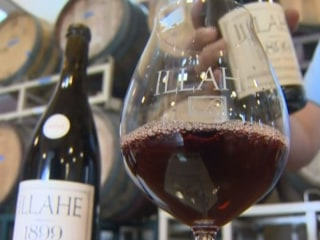 Making 'Green' Wine Takes Horse Power, Pedals, Paddles