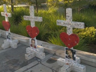 Crosses to be Preserved for Permanent Pulse Memorial