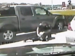 Violent Arrest of Breaion King Caught on Dashcam