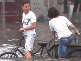 Severe Floods, Mudslides Devastate China