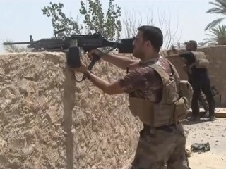Watch: Iraqi Forces Retake Village from ISIS