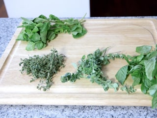Here's the smart trick for keeping fresh herbs from going bad