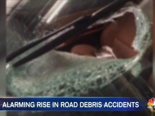 Renewed Warnings Over Dangerous Debris on U.S. Roadways