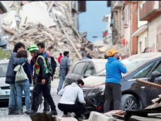 Many trapped in rubble as death toll climbs
