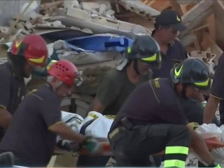 More than 150 Dead, 368 Injured After Earthquake Strikes Central Italy