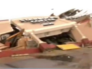 Video Shows Starbucks Being Flattened as Tornado Hits Indiana Town