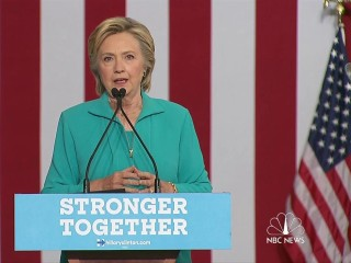Clinton: Trump Doesn't See the Success of Black Leaders