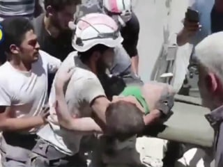 Aleppo's Children: On the Frontline With Syria's White Helmets
