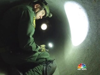 Meet the Border 'Tunnel Rats' Patroling Deep Underneath the U.S., Mexico Border