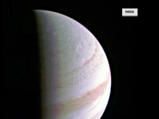 NASA's Juno Probe Gets Closest Look at Jupiter Yet