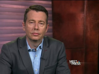 Ex-Obama Campaign Manager David Plouffe Calls Donald Trump a 'Psychopath'