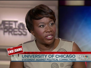 MTP Panel: Univ. of Chicago Tackles Political Correctness