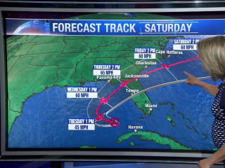 Developing Tropical System Has Florida, Gulf Coast on High Alert