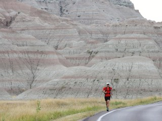 Badlands and Beyond: Marathoner Charts Course Through Every National Park