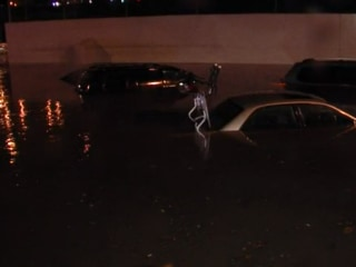 Flash Flooding Hits Kansas City