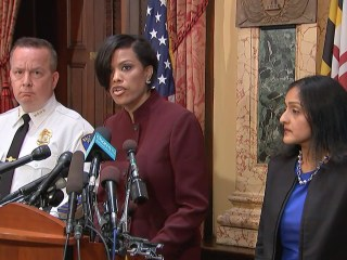 Baltimore Mayor: 'Report is Important Step in Reform'