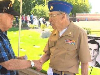 Spirit Of '45 Day Honors World War II Vets
