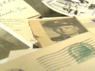 World War II Letters Go Home