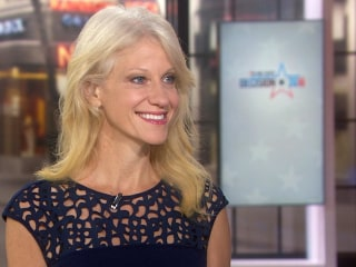 Kellyanne Conway: Donald Trump's Mexico trip a 'decisive presidential move'